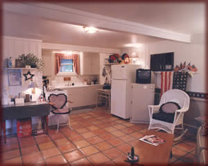 Western style cottages with all the modern day conveniences